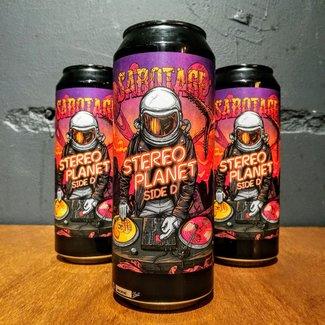 Sabotage Sabotage - Stereo Planet: Side D