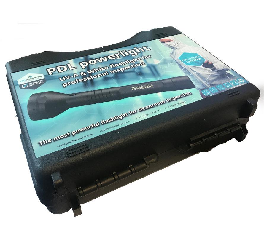 PDL Powerlight UVA-LED inspectielamp