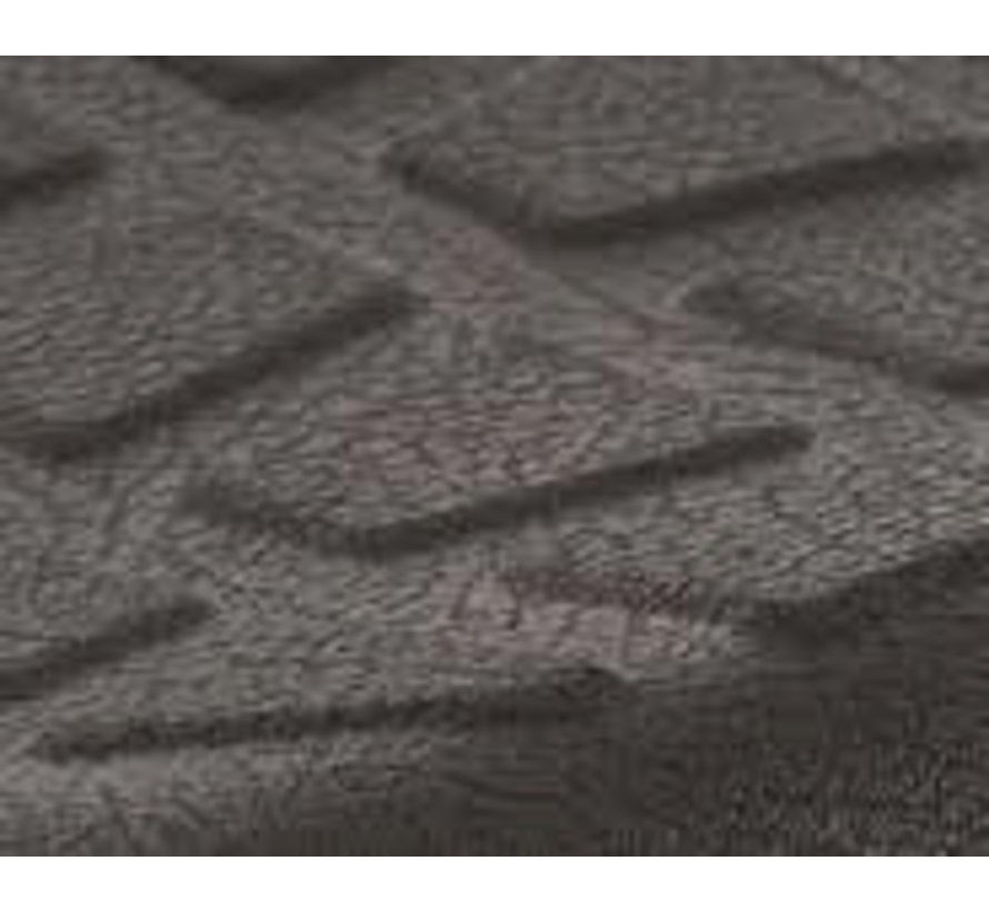 Cleanroom zit-sta stoel - ESD - glijders - hoogte 50/85 cm