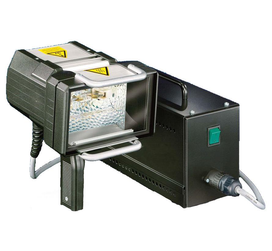 Hönle UVA 250W cleanroom inspectielamp