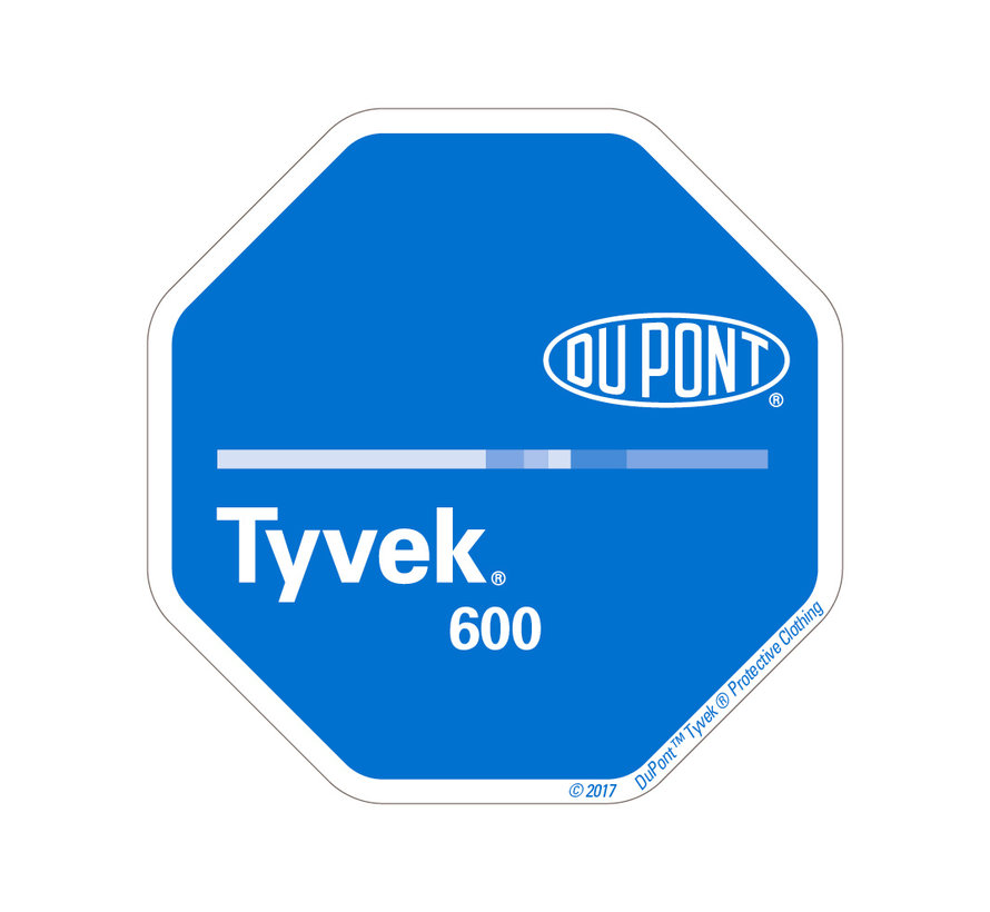 DuPont Tyvek 600 plus wit – CHA5