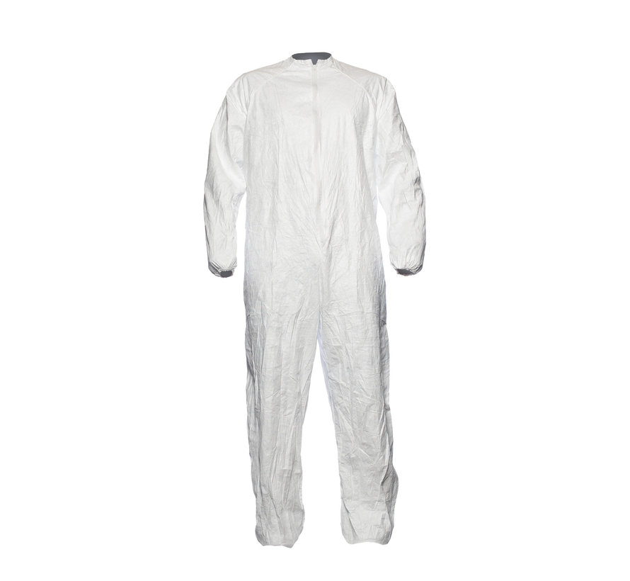 DuPont Tyvek IsoClean overall (steriel) - IC183BWHDS