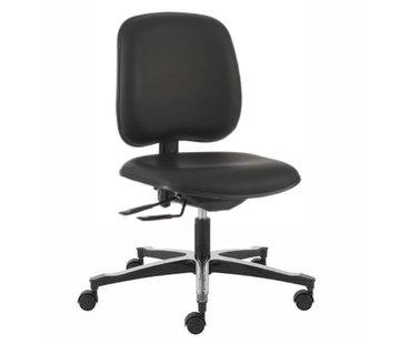Throna Cleanroom stoel- HEPA filter - hoogte 44/87 cm (HEPA)