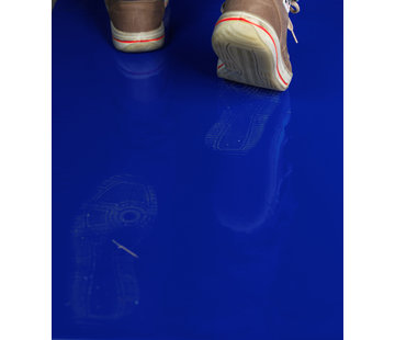 ProCleanroom Kleefmat 66 x 115 cm blauw  (10 stuks)