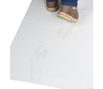 ProCleanroom Kleefmat 66 x 115 cm wit  (10 stuks)