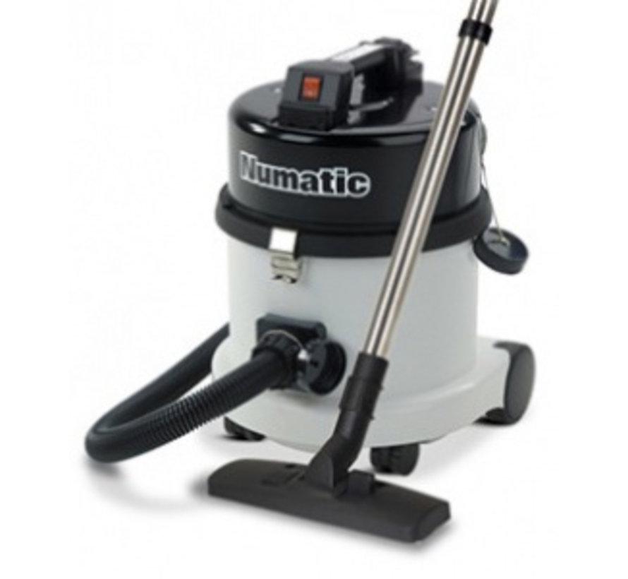 Numatic cleanroom stofzuiger CRQ 370 met HEPA filter