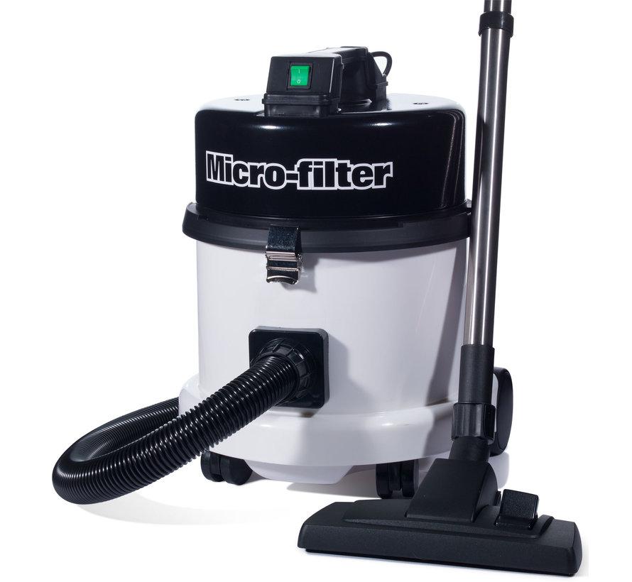 Numatic cleanroom stofzuiger MFQ 370-A2 met HEPA filter