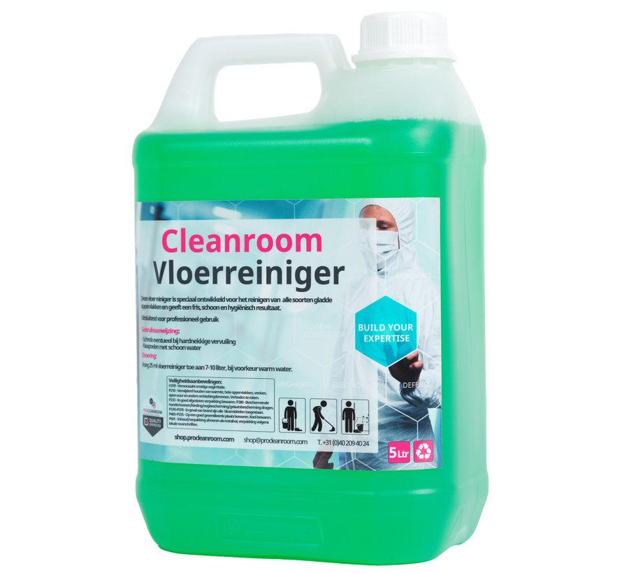 Cleanroom vloerreiniger 5L