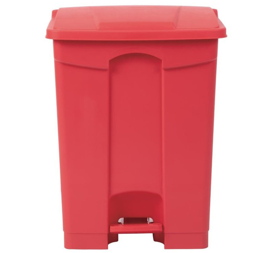 Jantex cleanroom pedaalemmer 65 liter