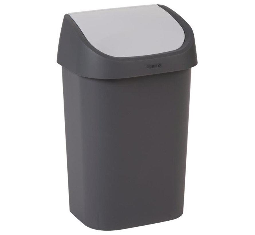 Curver cleanroom afvalbak met schommeldeksel 25 liter