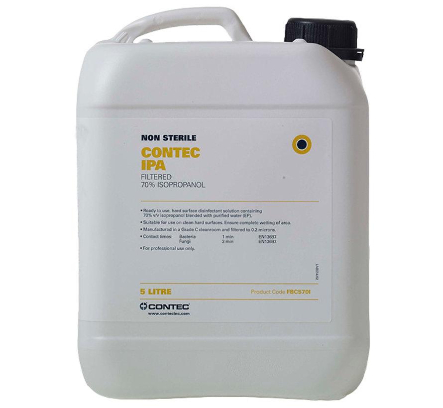 Contec FBC570I 70% IPA - 5L