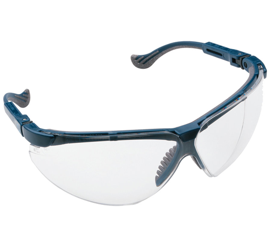 UV-inspectie bril Honeywell XC blue clear lens