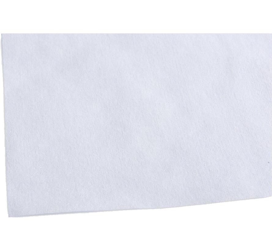 Contec Amplitude Sigma AMSI0001 doeken 55% cellulose en 45 % polyester   23 x 23 cm