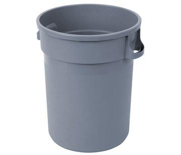 Jantex Afvalcontainer 80 liter