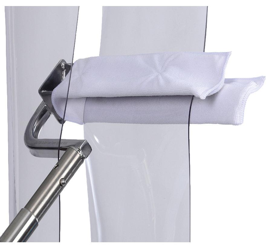 Contec DualClean softwall reiniger microvezel doeken