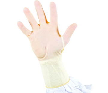 ProCleanroom Latex cleanroom handschoenen 240mm