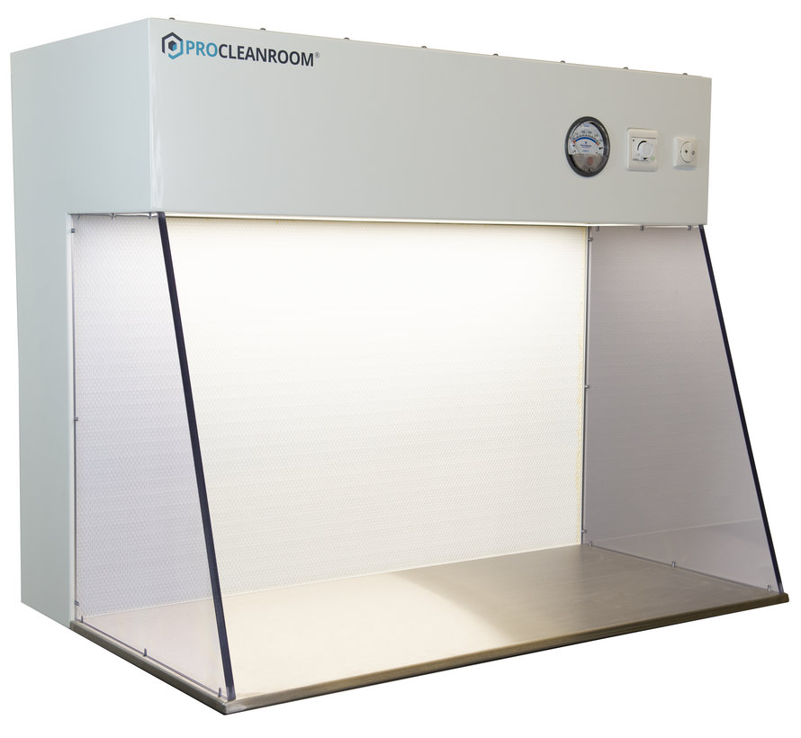 Crossflow kast benchtop - type HLFU1250