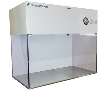ProCleanroom Downflow kast benchtop