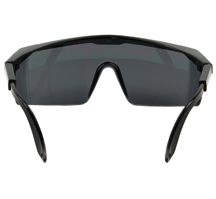 UV-inspectie bril - Zwart