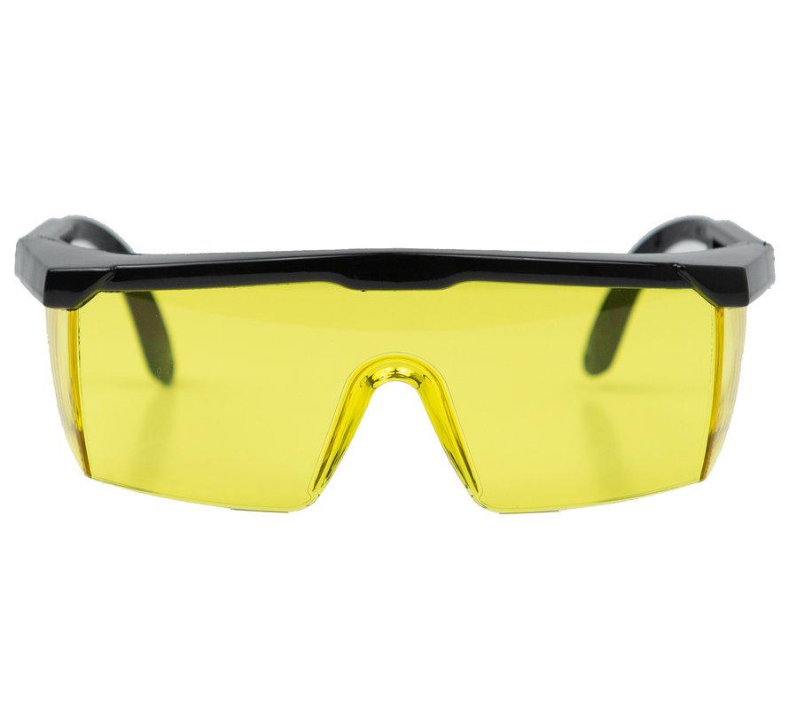 UV-inspectie bril - Geel
