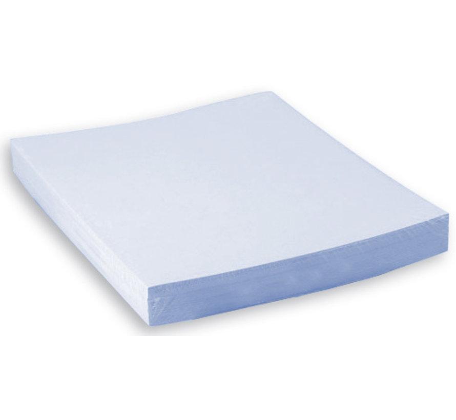Contec CNTXA4B blauw A4 cleanroom papier