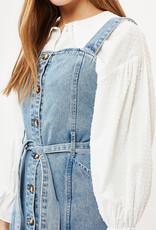 Moves Salopettejurk 'Ibbi' jeans