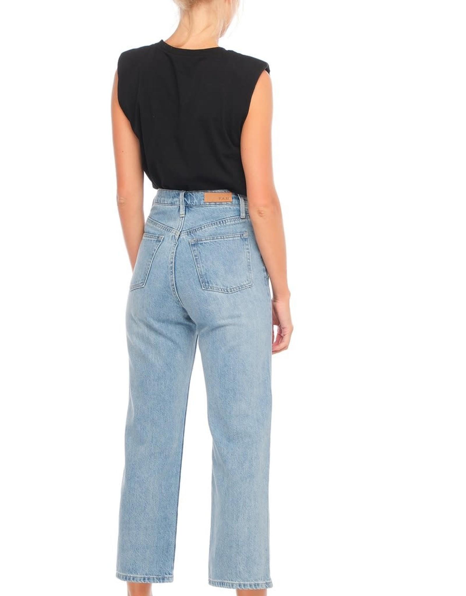 F.A.M. Jeans F.A.M. 'Pola' - Blue