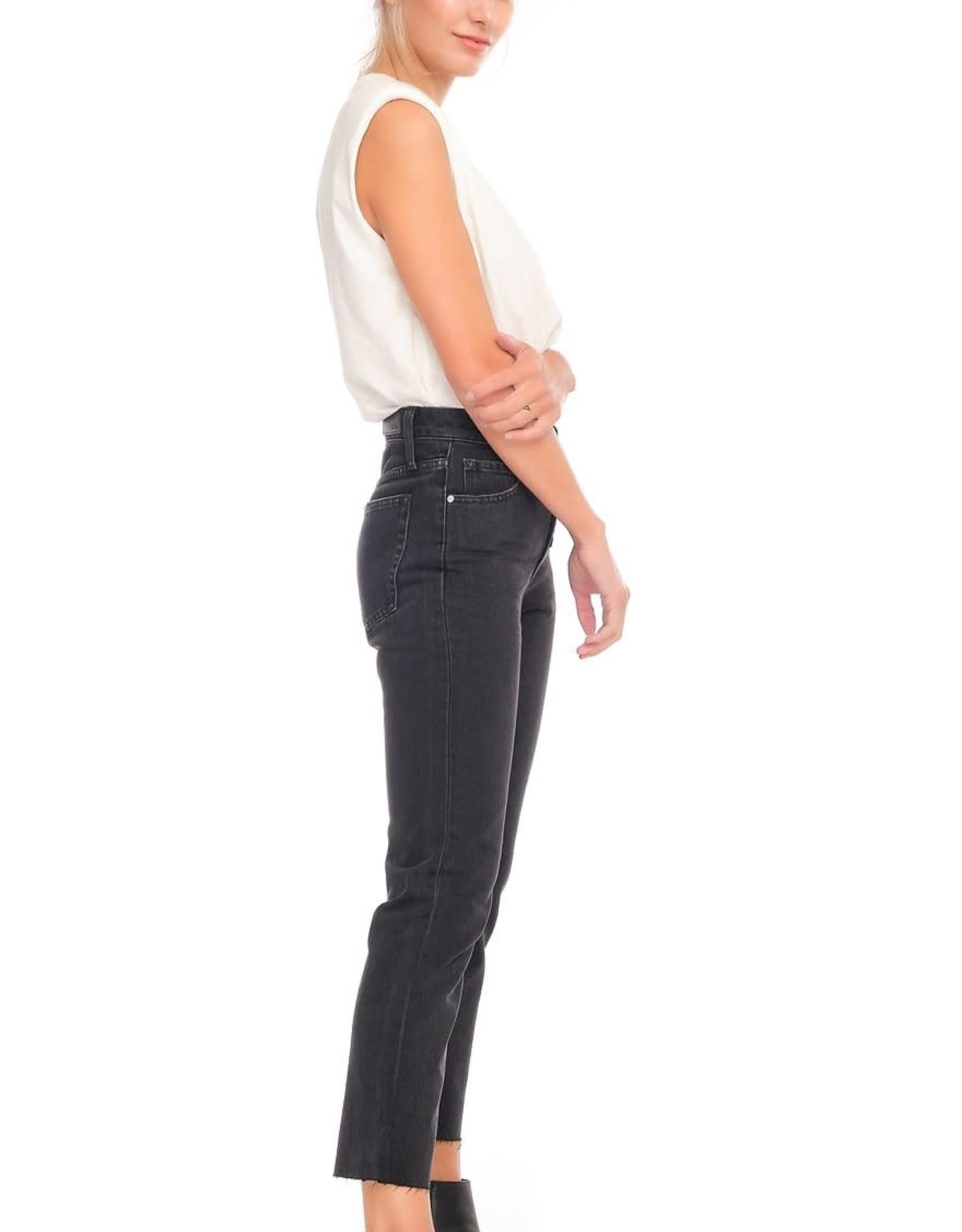 F.A.M. Jeans F.A.M. 'Patricia'- Black