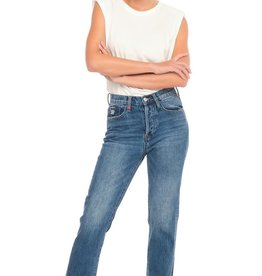 F.A.M. Jeans F.A.M. 'Patricia'- Stone