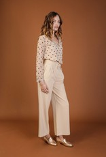 Cherry Paris Broek - Parkes - Beige