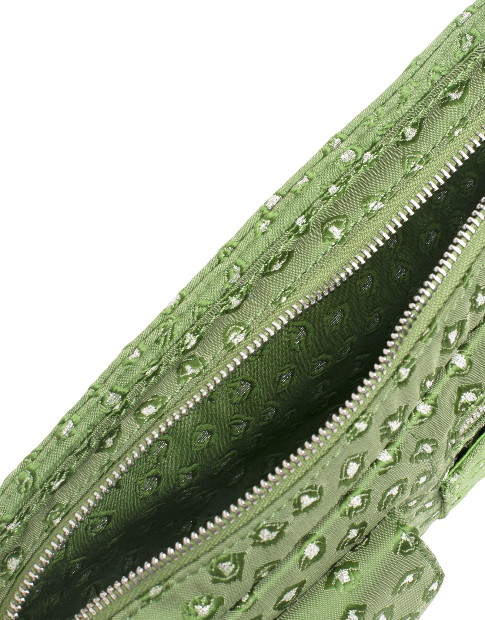 HVISK Handtas 'Brillay Algae' - Green - Hvisk