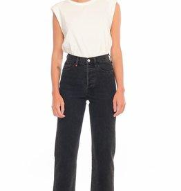 F.A.M. Jeans F.A.M. 'Pola' - Black