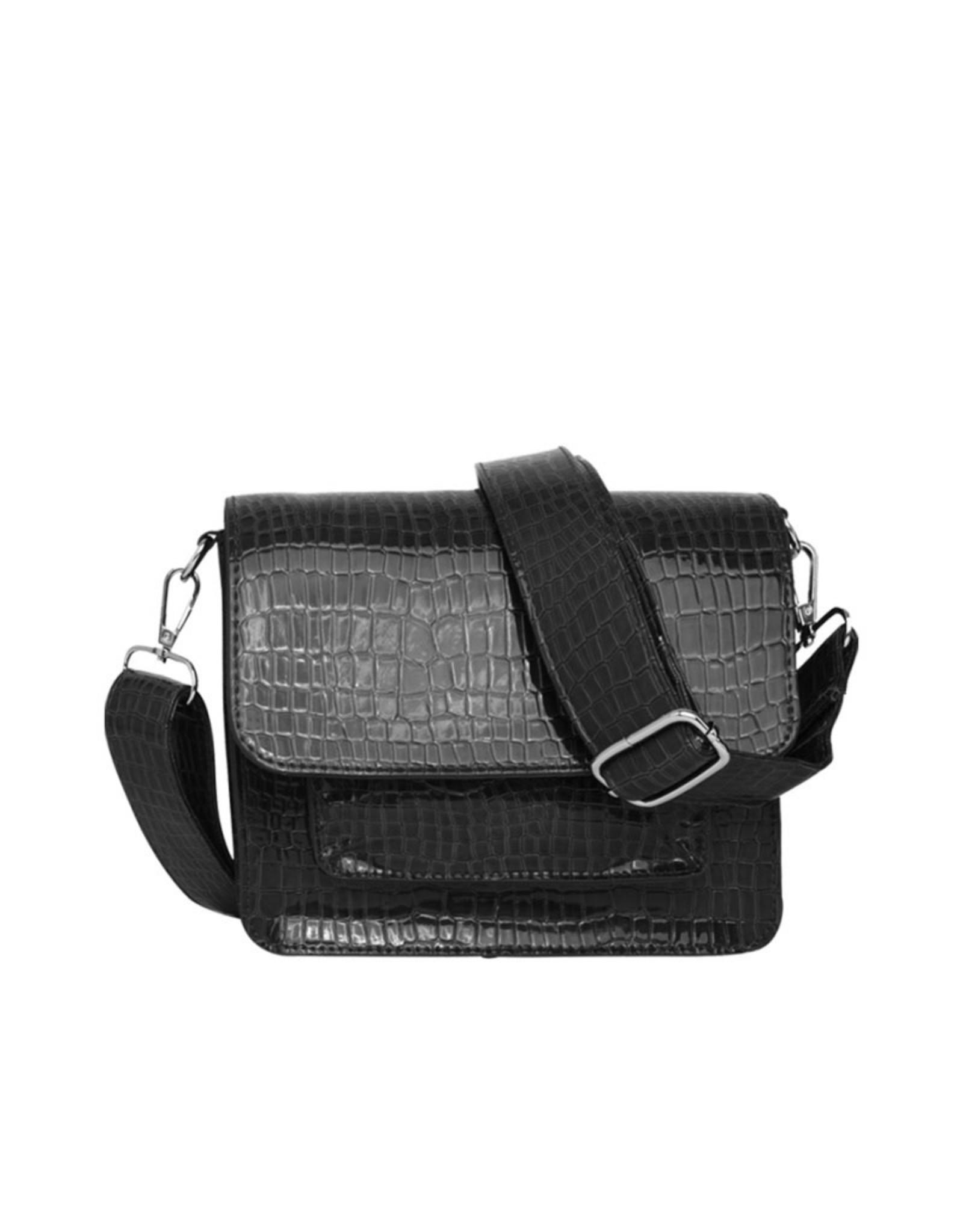 HVISK Handtas 'Cayman Pocket' - Black - Hvisk