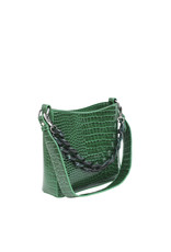 HVISK Hvisk 'Amble Croco Small' - Green