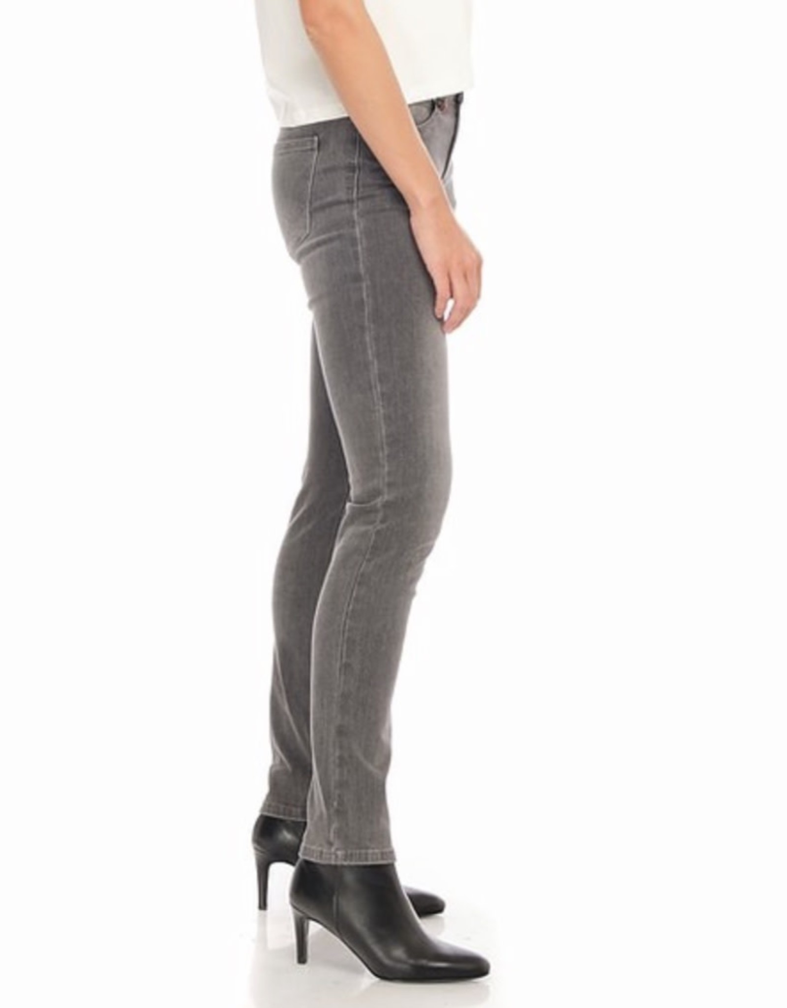F.A.M. Jeans F.A.M. 'Esa' Slim - Grey