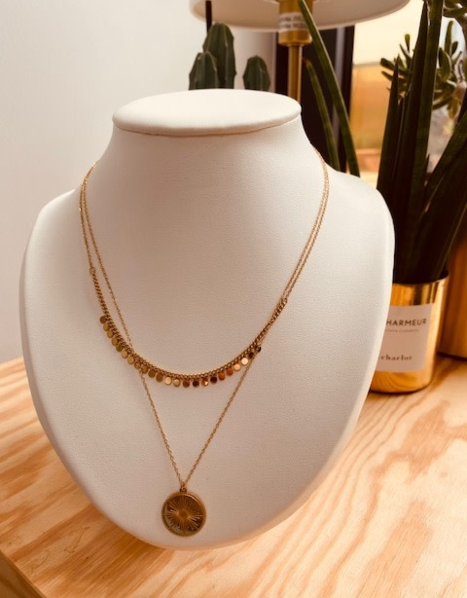 The Golden House Ketting Tiny