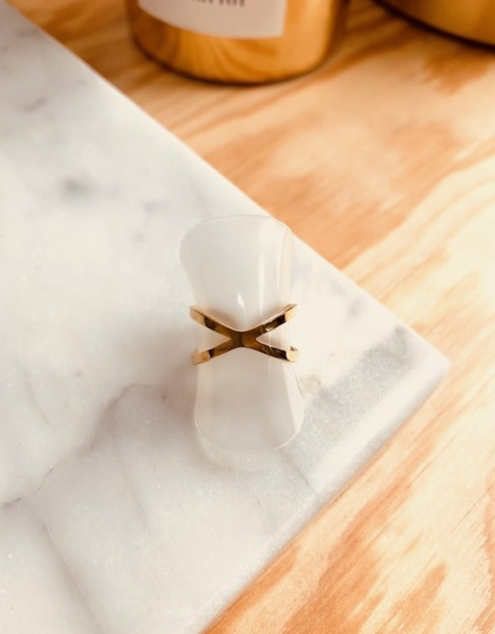 The Golden House Ring 007 - 1 maat
