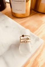 The Golden House Ring 009- 1 maat