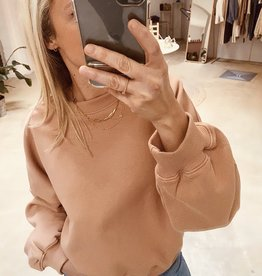 The Golden House Sweater 'Ivy' - Camel - Taille Unique