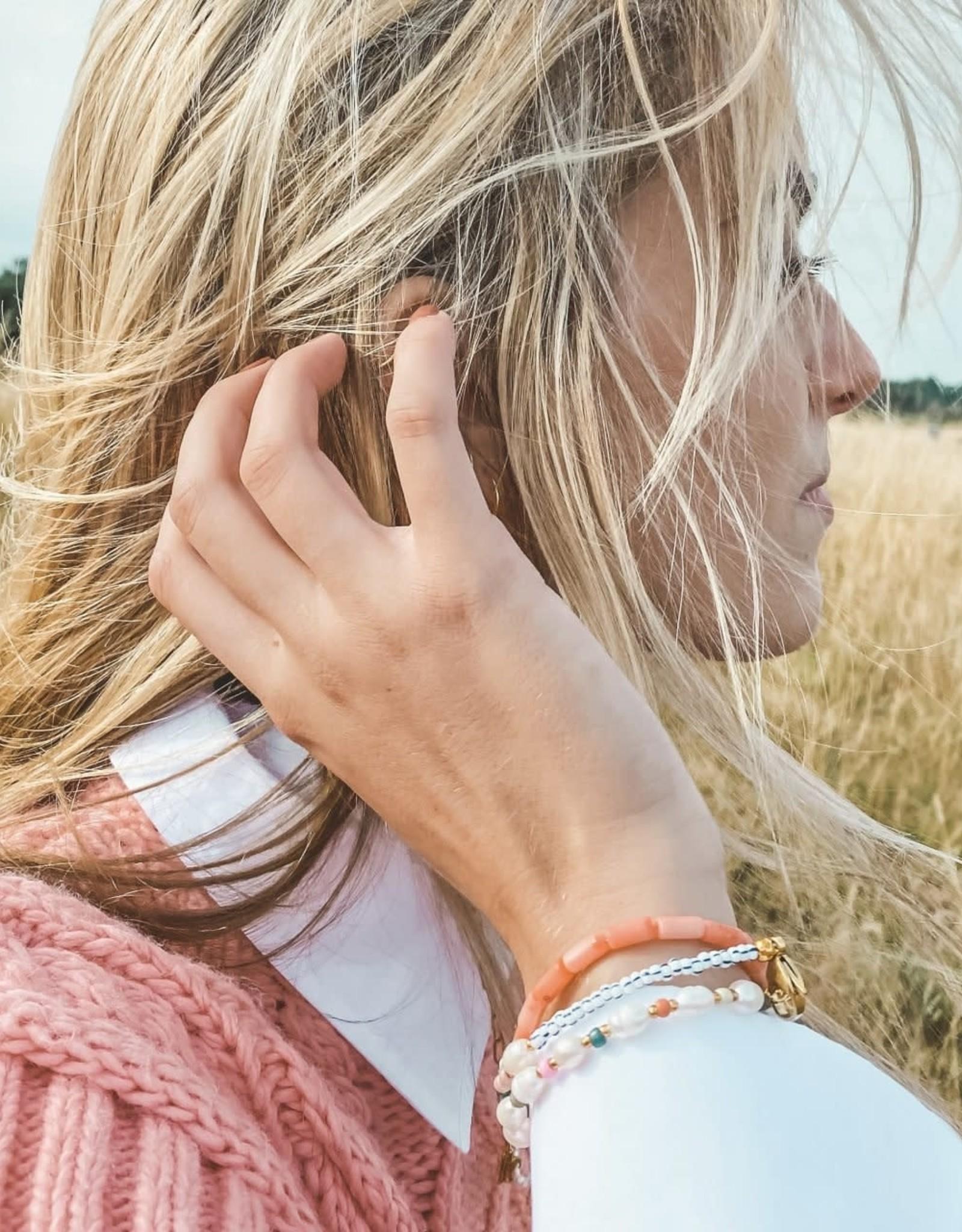 The Golden House Pearl bracelet