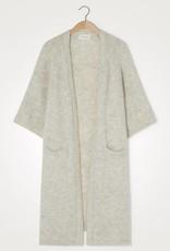 American Vintage Gilet/vest 'East' - Poudreuse Chine - American Vintage