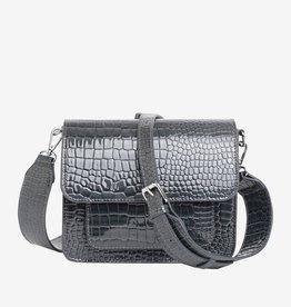 HVISK Handtas 'Cayman Pocket' - Dark Grey - Hvisk