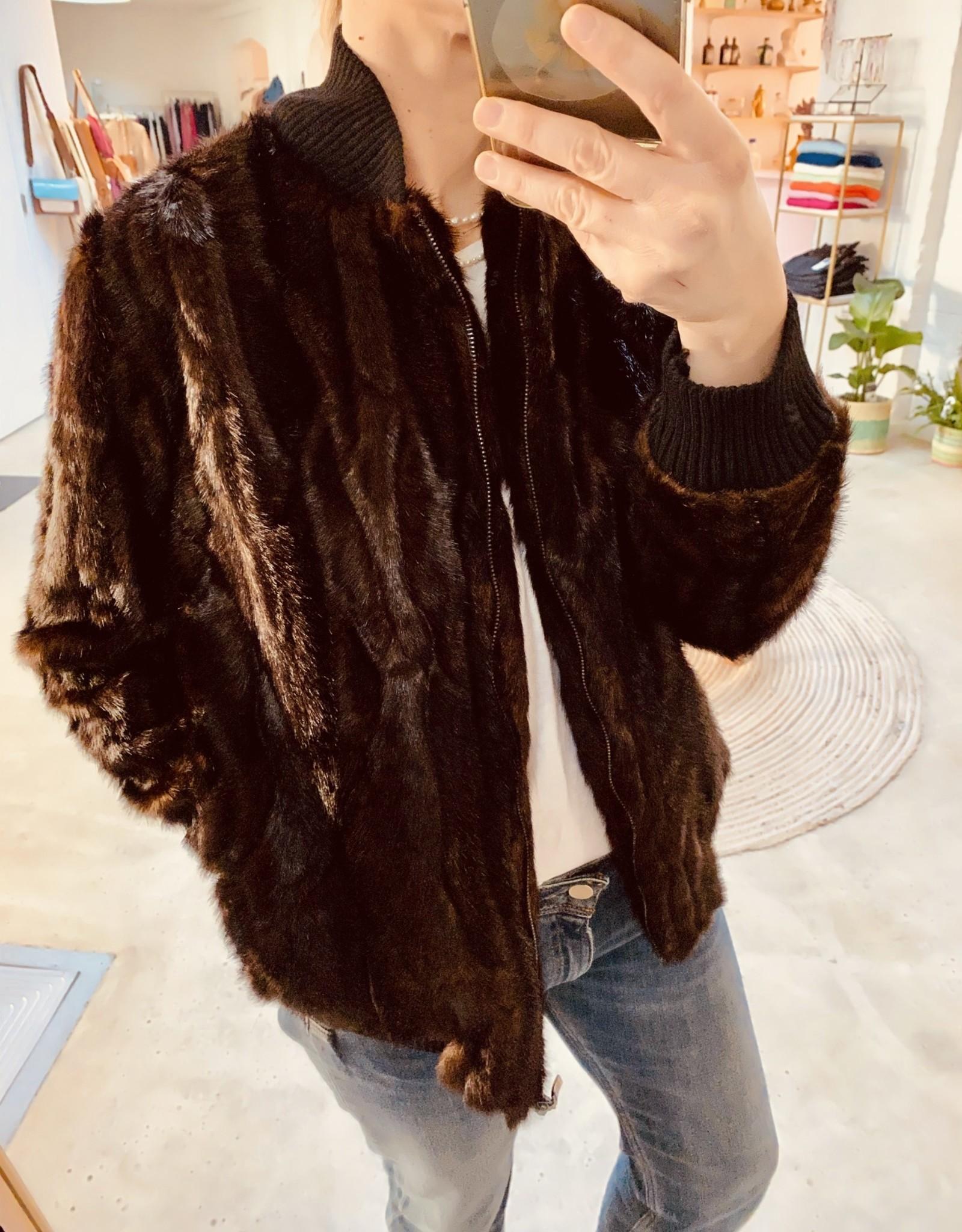 Blouson 'Jackie' - Faux Fur