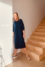 Happy 13 Sweaterdress 'Elisa' - Blauw - Taille Unique