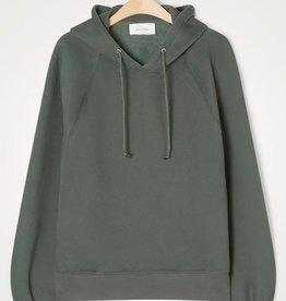 American Vintage Damessweater 'Ikatown' - Carbon - American Vintage