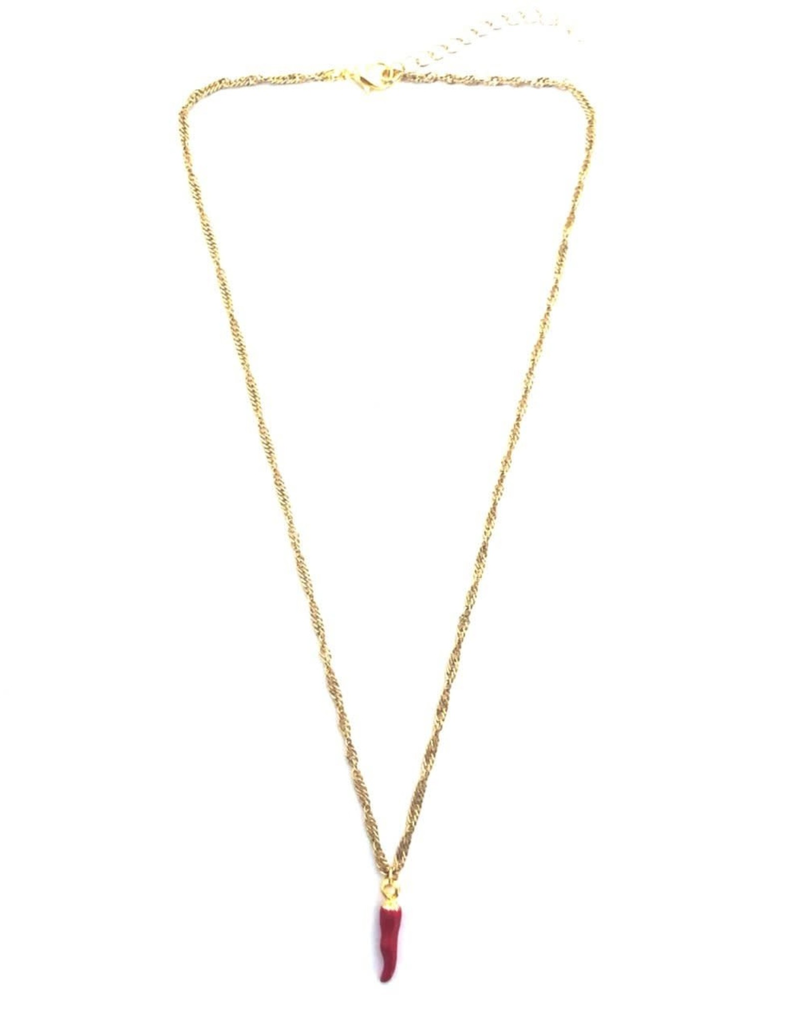 The Golden House Fine jewelry: pepper necklace