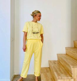 The Golden House Sweatpants 'Livie' - Geel - Taille Unique