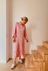 The Golden House Jurk 'Cato' - Taille Unique - Roze