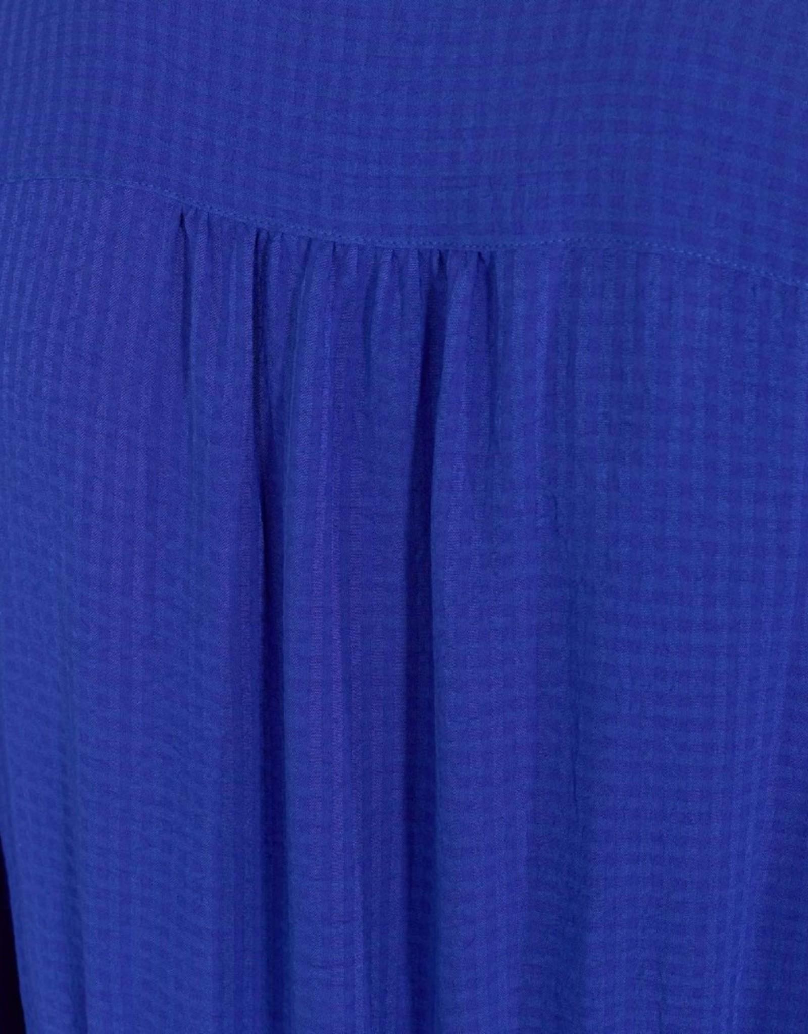 Moves Jurk 'Tanimo' - Palace Blue - Moves