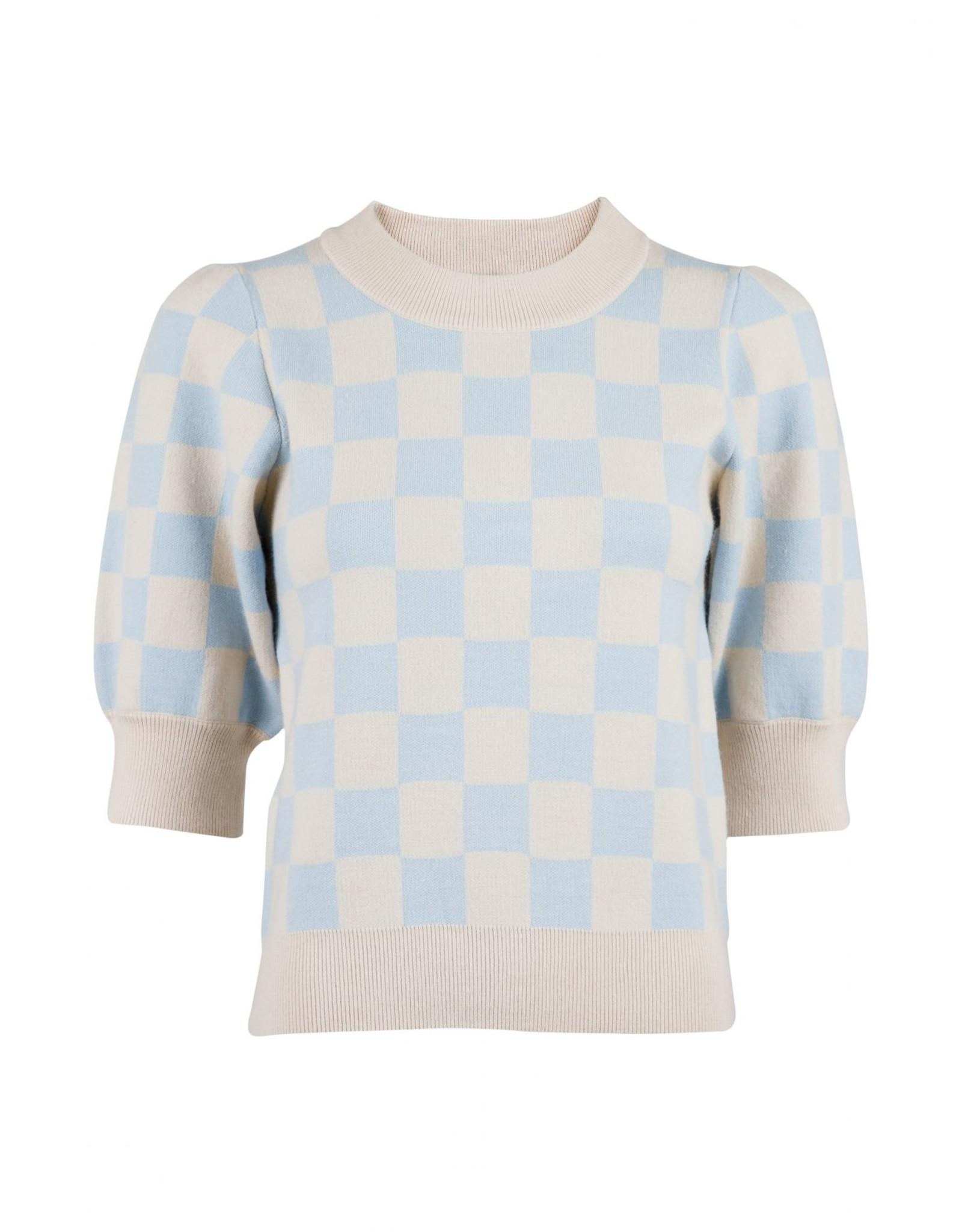 Pull 'Abi Chess' - Blauw